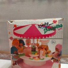 Muñecas Lesly y Barriguitas: MUÑECA BARRIGUITAS KIOSKO AÑOS 80. Lote 279402053