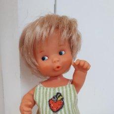 Muñecas Lesly y Barriguitas: BARRIGUITAS DE FAMOSA BESITOS. Lote 284802453