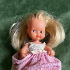 Bambole Lesly e Barriguitas: ANTIGUA MUÑECA BARRIGUITAS FAMOSA MUY BUEN ESTADO. Lote 287238153