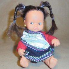 Bambole Lesly e Barriguitas: MUÑECA BARRIGUITAS DE FAMOSA - COLECCIÓN DEL MUNDO - PERÚ - NO SALVAT - AÑO 2011. Lote 287355868