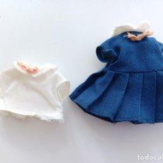 Muñecas Lesly y Barriguitas: BARRIGUITAS ROPITA DE ESCOLARES ORIGINAL. Lote 287616603