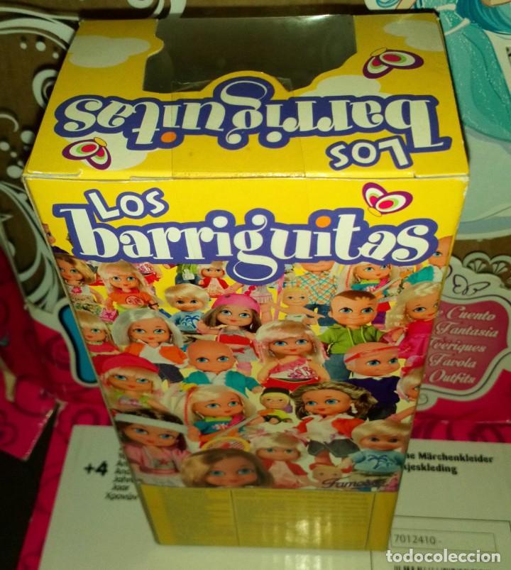Muñecas Lesly y Barriguitas: BONITA MUÑECA LOS BARRIGUITAS, LA CANTANTE, EN CAJA, SIN ABRIR - FAMOSA - 2010 - Foto 4 - 287883163