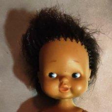 Muñecas Lesly y Barriguitas: BARRIGUITAS NEGRA DE FAMOSA. Lote 288075428