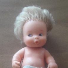 Muñecas Lesly y Barriguitas: MUÑECA BARRIGUITAS BESITOS FAMOSA MADE IN SPAIN. Lote 288560078