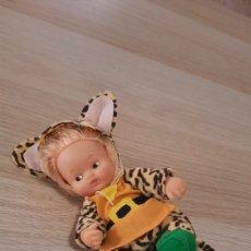 Muñecas Lesly y Barriguitas: BARRIGUITAS SERIE CUENTOS EL GATO CON BOTAS.. Lote 288639823