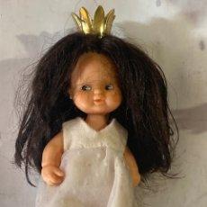 Muñecas Lesly y Barriguitas: BARRIGUITAS BLANCANIEVES AÑOS 80 MARCADA 97-ORIGINAL. Lote 291835198