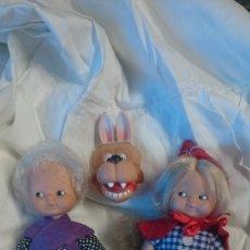 Muñecas Lesly y Barriguitas: BARRIGUITAS ANTIGUO. Lote 293361458
