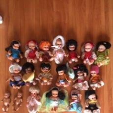 Muñecas Lesly y Barriguitas: LOTE BARRIGUITAS FAMOSA. Lote 293886063
