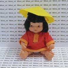 Muñecas Lesly y Barriguitas: MUÑECA BARRIGUITAS DIFERENTES MUNDOS CHINA. Lote 293966423