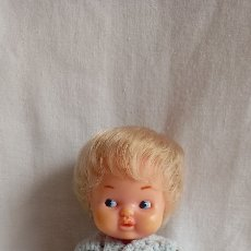 Muñecas Lesly y Barriguitas: ANTIGUA MUÑECA BARRIGUITAS SOLO FAMOSA. Lote 294010538