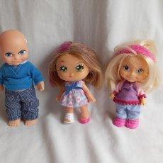 Muñecas Lesly y Barriguitas: BARRIGUITAS NEW DE FAMOSA. Lote 294013758