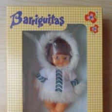 Muñecas Lesly y Barriguitas: MUÑECA COLECCION BARRIGUITAS DEL MUNDO: 'BARRIGUITA ESQUIMAL'. Lote 294066283