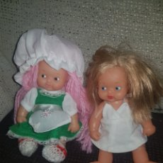 Muñecas Lesly y Barriguitas: PAR DE BARRIGUITAS. Lote 294088443