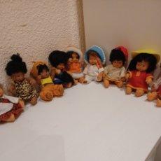 Muñecas Lesly y Barriguitas: LOTES BARRIGUITAS. Lote 294089773
