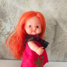 Muñecas Lesly y Barriguitas: MUÑECA BARRIGUITAS BRUJA DEL BOSQUE. Lote 296622323