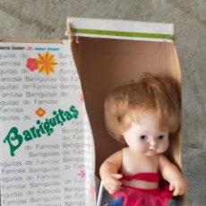 Muñecas Lesly y Barriguitas: MUÑECA BARRIGUITAS SOLETE DE FAMOSA. Lote 296622833