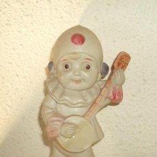 Muñecas Celuloide: SONAJERO DE CELULOIDE,AÑOS 30 Ó 40,MADE IN JAPAN. Lote 20477646