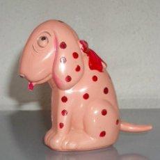 Muñecas Celuloide: PERRITO MADE IN JAPAN,DE CELULOIDE,SONAJERO,AÑOS 40. Lote 18967345