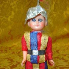 Muñecas Celuloide - GUARDIA VATICANA EN CELULOIDE ANTIGUO - 6352793