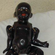 Muñecas Celuloide: BEBÉ NEGRO SCHUTZ-MARQUE(GERMANY),AÑOS 30,CELULOIDE. Lote 25168850