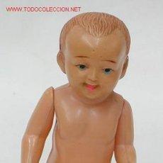Muñecas Celuloide: BEBE JAPONES CELULOIDE AÑOS 30 16 CM. Lote 14698048