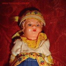 Muñecas Celuloide: BONITA MUÑECA ALEMANA EN CELULOIDE. . Lote 2754119