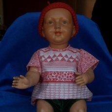 Muñecas Celuloide: MUÑECO DE CELULOIDE TORTUGA (SCHILDKROET) 40 CM. AÑOS 30. Lote 26831800