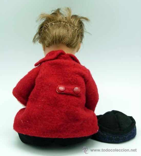 Muñecas Celuloide: Bebe celuloide la tortuga Alemania Schildkrot Puppe Germany años 20 30 30 cm alto - Foto 4 - 20780400