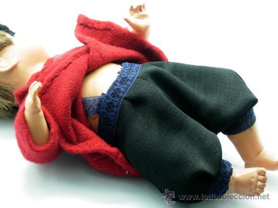 Muñecas Celuloide: Bebe celuloide la tortuga Alemania Schildkrot Puppe Germany años 20 30 30 cm alto - Foto 6 - 20780400