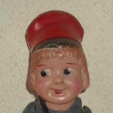 Muñecas Celuloide: MUÑECO DE CELULOIDE DAVID CROCKETT,AÑOS 30,MADE IN JAPAN. Lote 21045450