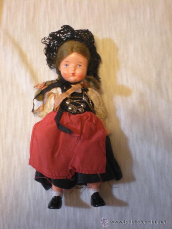 Muñecas Celuloide: muñeca alemana de celuloide - Foto 2 - 28056643