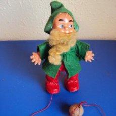 Muñecas Celuloide: (JUM-26)ANTIGUO MUÑECO DE CELULOIDE MARCA EDI MADE IN GERMANY. Lote 31833204