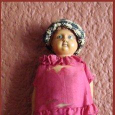 Muñecas Celuloide: MUÑECA DE CELULOIDE ALEMANA DE 15 CM. ALTURA. Lote 33713368
