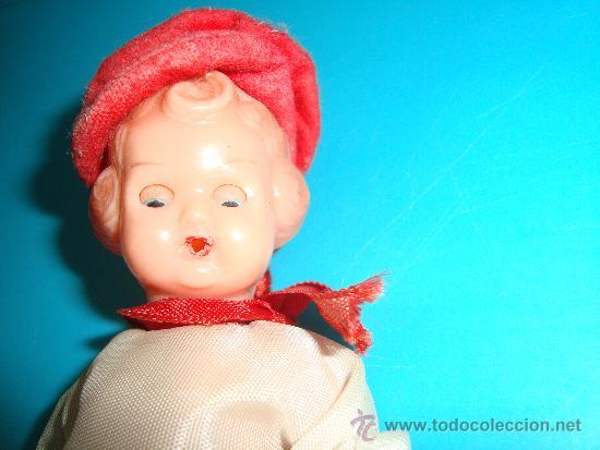 Muñecas Celuloide: Muñeca de celuloide , articulada con ojos durmientes - Foto 3 - 33943390