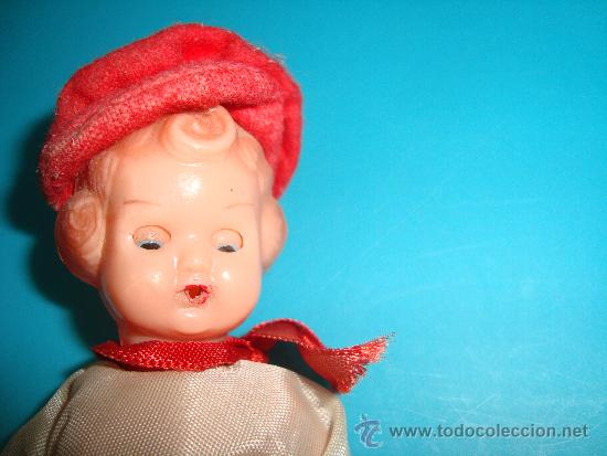 Muñecas Celuloide: Muñeca de celuloide , articulada con ojos durmientes - Foto 6 - 33943390
