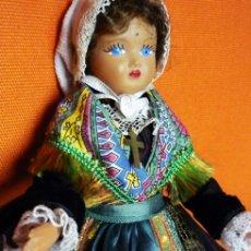 Muñecas Celuloide: ANTIGUA MUÑECA FRANCESA DE CELULOIDE .FOTOS. Lote 37600306