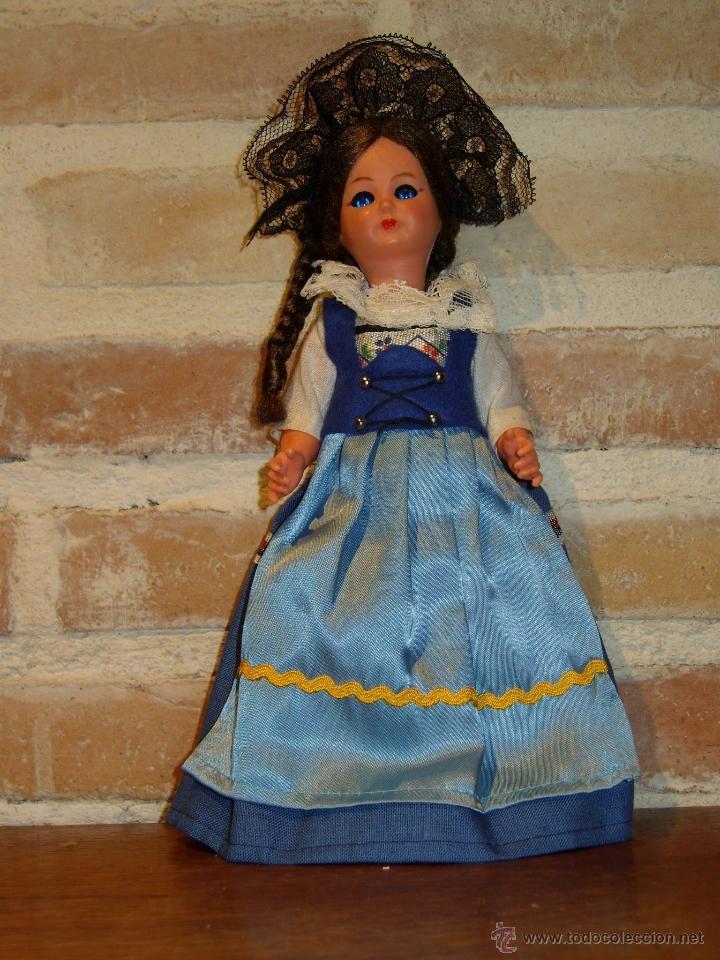 Muñecas Celuloide: ANTIGUA MUÑECA DE CELULOIDE.ESPECIAL COLECCION - Foto 3 - 41462354