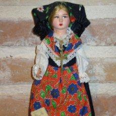 Muñecas Celuloide: ANTIGUA MUÑECA DE CELULOIDE,ITALIANA, ESPECIAL COLECCIONISTAS. Lote 41462396