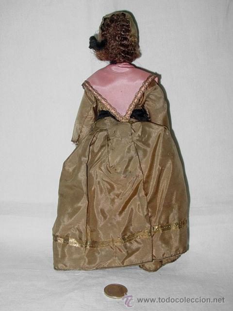 Muñecas Celuloide: MUÑECA DE CELULOIDE. SOCIETÉ NOBEL FRANÇAISE. CIRCA 1930/40 - Foto 5 - 41655718