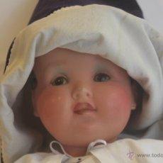 Muñecas Celuloide: PRECIOSO MUÑECO ANTIGUO NANO DE CONVERT.. Lote 41875380