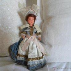Muñecas Celuloide: BONITA MUÑECA DE CELULOIDE FRANCESA ARTICULADA POR GOMAS. Lote 42804640