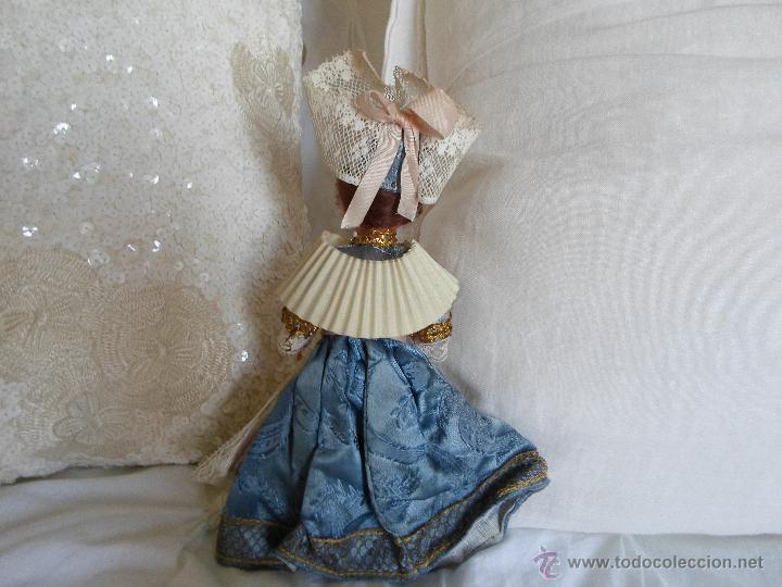 Muñecas Celuloide: bonita muñeca de celuloide francesa articulada por gomas - Foto 3 - 42804640