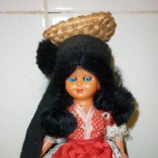 Muñecas Celuloide: MUÑECA DE CELULOIDE Y PLASTICO, OJOS DURMIENTES. Lote 53881810
