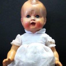 Zelluloid-Puppen - ANTIGUO BEBÉ CELULOIDE MARCA REYNAL FRANCESA AÑOS 40-50 - 54157424