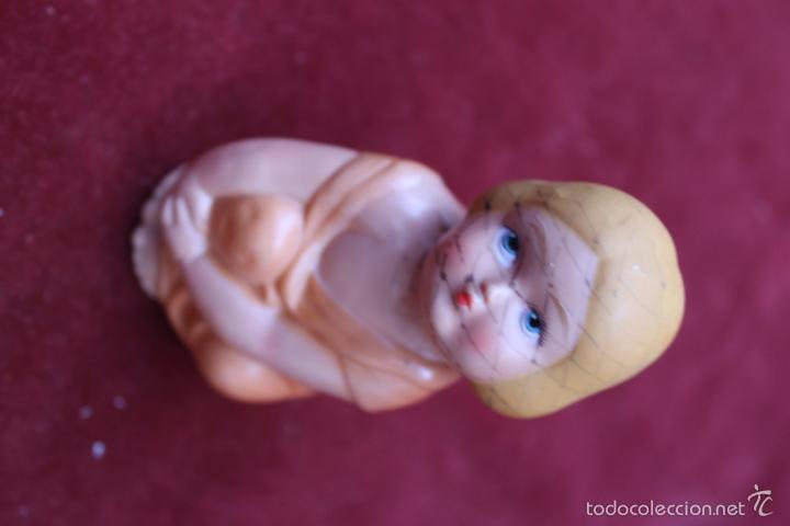 Muñecas Celuloide: MUÑECA CELULOIDE, ALEMANA, LA TORTUGA, AÑOS 30 - Foto 2 - 60207031