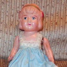 Muñecas Celuloide: MUÑECA DE CELULOIDE,MADE IN JAPAN,AÑOS 40. Lote 67011542