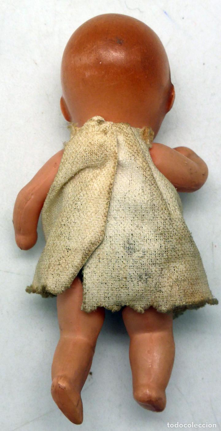 Muñecas Celuloide: Muñeco celuloide francés Petitcollin France marca 8 cm alto - Foto 2 - 70089217