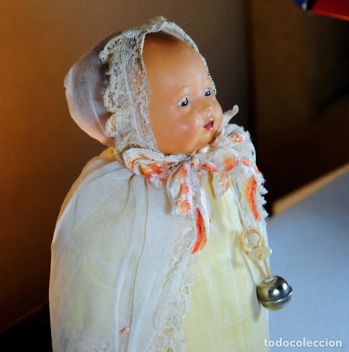 Muñecas Celuloide: BEBE CELULOIDE 'BRUNO SCHMIDT'-'SCHUZT MARKE' Antiguo muñeco alemán de celuloide. - Foto 3 - 83017360