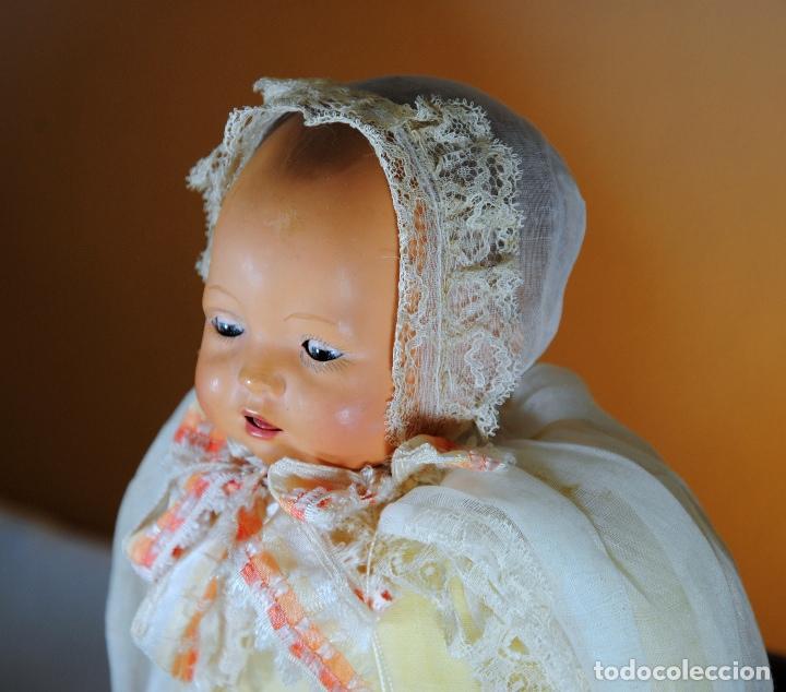 Muñecas Celuloide: BEBE CELULOIDE 'BRUNO SCHMIDT'-'SCHUZT MARKE' Antiguo muñeco alemán de celuloide. - Foto 4 - 83017360