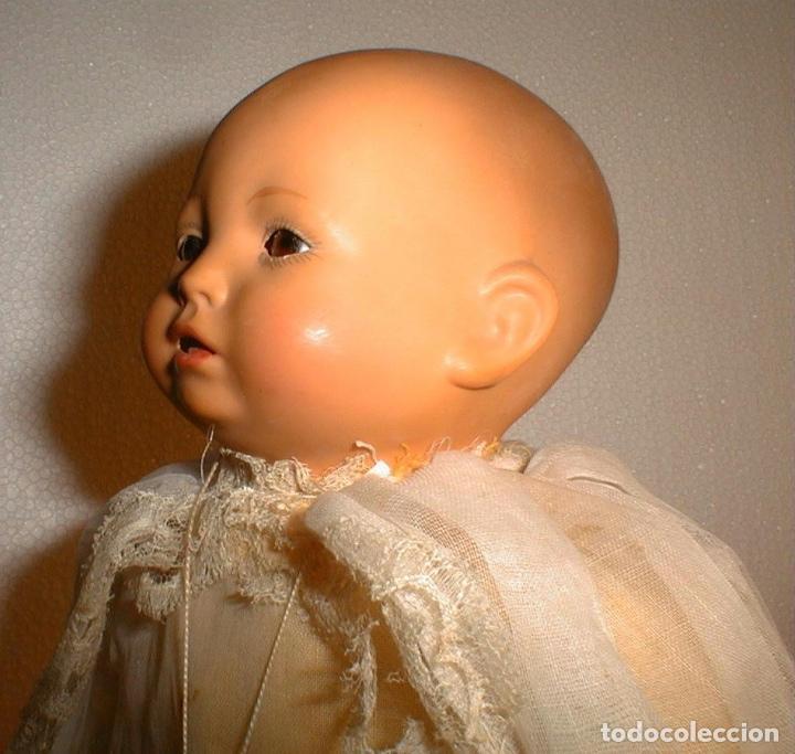 Muñecas Celuloide: BEBE CELULOIDE 'BRUNO SCHMIDT'-'SCHUZT MARKE' Antiguo muñeco alemán de celuloide. - Foto 5 - 83017360
